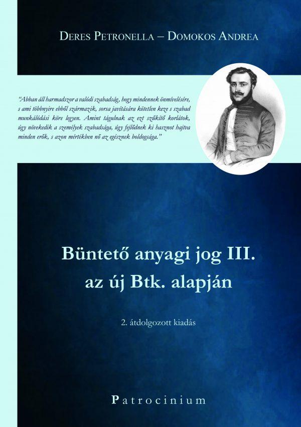bunteto-anyagi-jog-iii-az-uj-btk-alapjan
