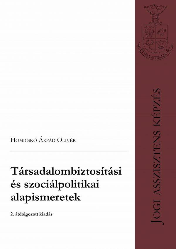 Társadalombiztosítási és szociálpolitikai alapismeretek